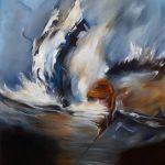 اثر نقاشی شهرزاد لک