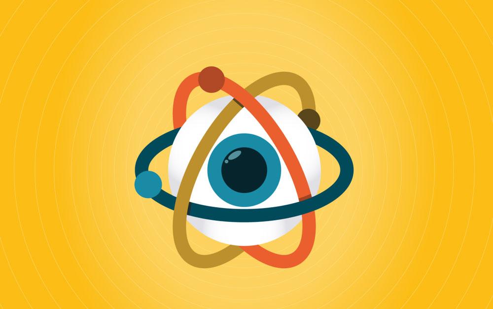 تصویر چشم