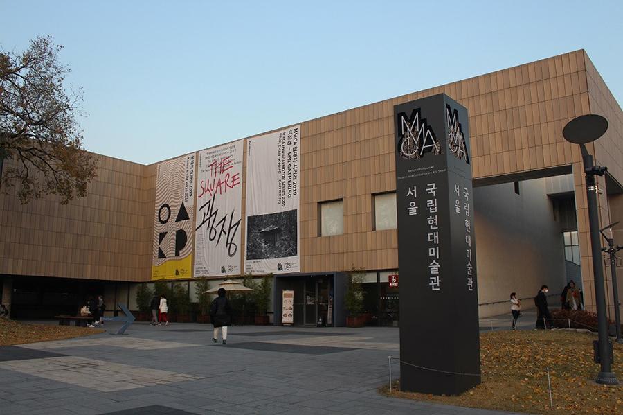 گالری در کره
